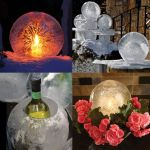 "Globe Ice Lantern Kit brings ""fire"" and ""ice"" together"
