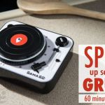 Turntable Kitchen Timer helps you crank up some mean tasting dishes