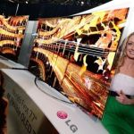 LG Flexible OLED TV is worth checking out