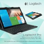 Logitech introduces Logitech PRO slim protective case that sports a keyboard