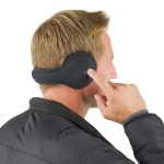 Wireless Headphone Ear Warmers lets you jive to your favorite music in comfort