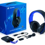 PlayStation Gold Wireless Stereo Headset is now available