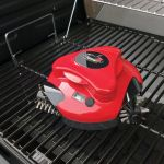 Grill Cleaning Robot lets you relax after a BBQ