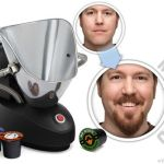 Mr. Beard Beard Machine lets you crank out a beard of your choice