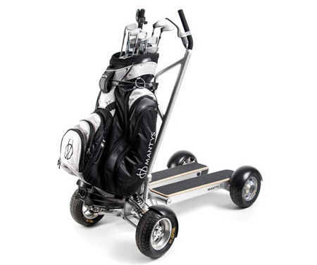 Ride On Golf Cart Scooter makes life easy for golfers
