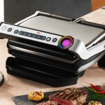 T-fal OptiGrill helps you whip up the perfect meal, every time