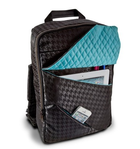 blue flame commuter backpack
