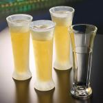 Chill Maintaining Pilsner Glasses for beer lovers