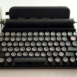 The Qwertywriter is a link between the old and new world
