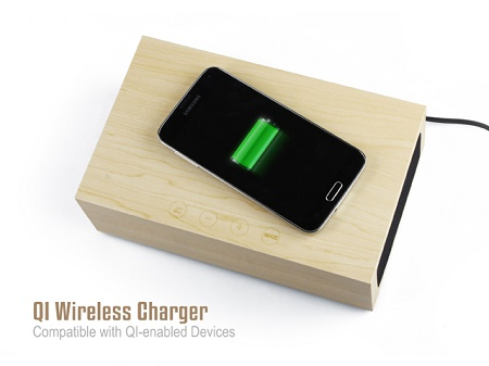 W2 QI Wireless Charger