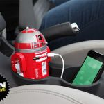 R2-D9 USB Car Charger juices up your gadgets en route