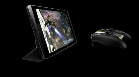 NVIDIA SHIELD tablet elevates