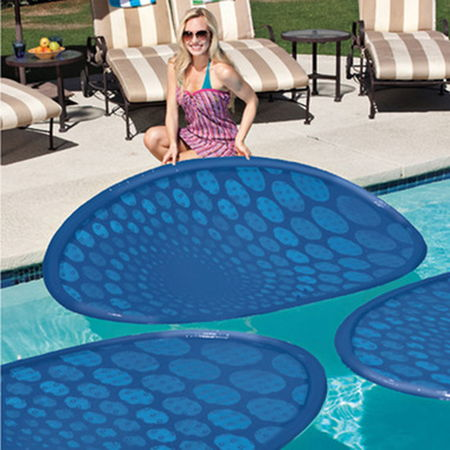Therma Spring Solar Mats provides pool heating for free