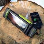 The Goal Zero Torch 250 Flashlight Solar Kit will brighten your day