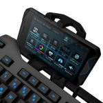 ROCCAT Skeltr integrated smartphone and keyboard combo