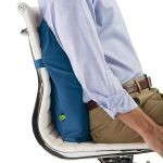 Ch' Air Inflatable Seat Cushion ensures your tush gets a comfortable place to sit on