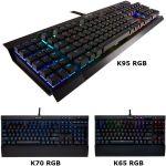 Corsair unleashes new Corsair gaming RGB keyboard