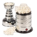 Stanley Cup Popcorn Maker targets football fans