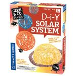 DIY Solar System provides a fun way of learning