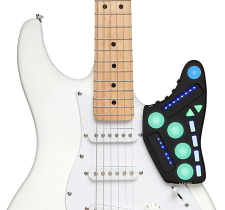 Guitar Wing offers 3D MIDI