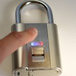 The iFinger Lock uses biometrics to keep your belongings safe