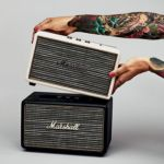 Marshall delivers the Acton speaker
