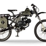 The Survival Bike is just what you need for the post-apocalyptic world