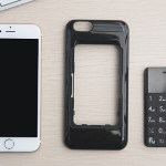 The Talkase puts a phone on your phone case
