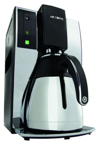 Mr Coffee Smart Coffee Maker Review : Mr. Coffee Smart Coffee maker comes enabled with WeMo Coolest Gadgets