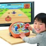Anpanman Let's Go Driving Game offers brain training on the move