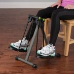 Seated Strider helps you burn calories without standing up