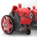12 MPH Electric Skates lets you cruise in style
