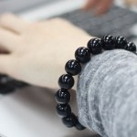 The Bead Bracelet Lightning Cable merges fashion and function