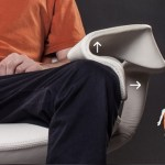 The Tao Chair hides a gym in your living room recliner