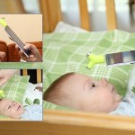 Wishbone will let you take a child's temperature without fuss