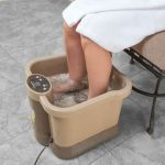 Hydrotherapy Roller Masseuse provides added relief to your feet