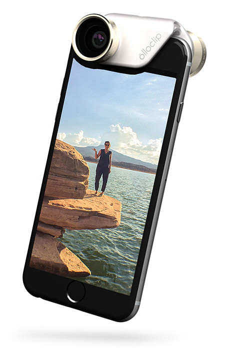 Olloclip 4-in-1 for iPhone 6/6+ lets you get extra creative with your smartphone