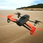 Parrot Bebop Drone takes off with aplomb