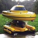 Amphibious Sub-Surface Watercraft – serious buyers need apply only