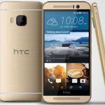 HTC One M9 announced