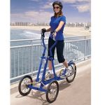 Elliptical Bicycle delivers quite the rounded workout