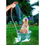 Ivation Battery-Powered Handheld Portable Shower – a dog lover's best friend!