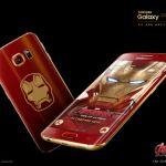 Samsung reveals Galaxy S6 edge Iron Man Limited Edition