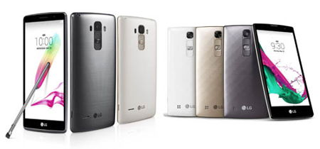 LG rolls out new G4 Stylus and G4c smartphones