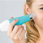 Cordless Diamond Tipped Microdermabrasion System keeps your skin looking healthy