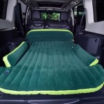 The SUV Travel Air Bed – who says sleeping in the car can't be luxurious?