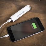 Pebble Ministick Charger helps keep you juiced up