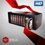 WD Red Pro hard drive range ups the ante to hit the 6TB mark