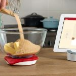 Drop Connected Kitchen Scale makes life easier when you cook