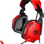 Mad Catz F.R.E.Q.TE 7.1 Surround Sound Gaming Headset delivers tubthumping audio